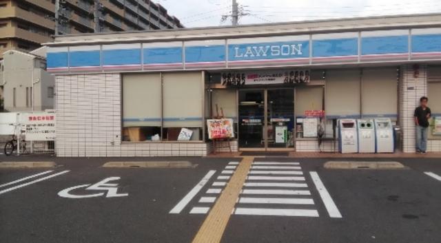 レシェンテオクノ ローソン東大阪西岩田四丁目店