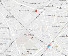 BLISS TERRACE川崎堤根PRIME案内図