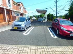 ヴィラシャルマン2駐車場