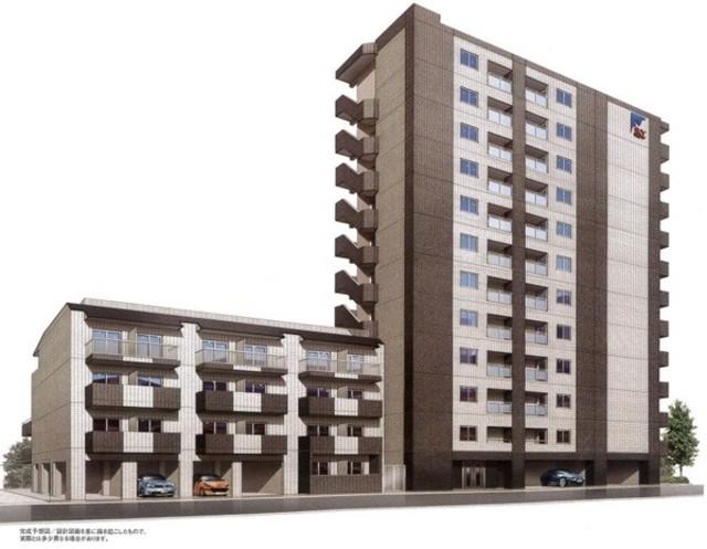 スカイコート板橋本町IIの外観画像