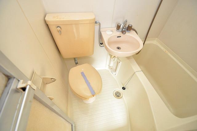 ムーンシングルエイト 清潔感に溢れたトイレは落ちつける、癒しの空間。
