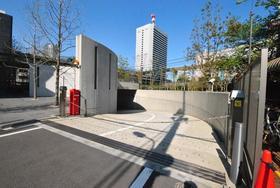クレストプライムタワー芝駐車場