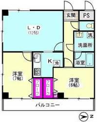 パインヒルズ 305号室