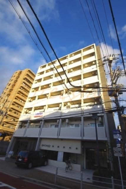 大阪市鶴見区鶴見5丁目の賃貸マンションの外観