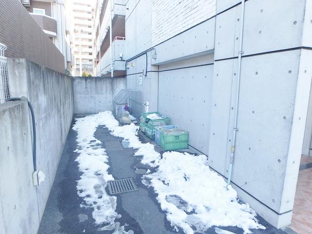 京王永山駅 徒歩8分共用設備