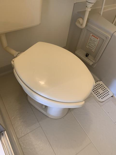 YパークⅡトイレ