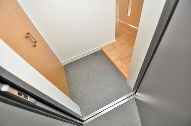 アミティタワー 素敵な玄関は毎朝あなたを元気に送りだしてくれますよ。