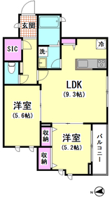 Relafort大井 303号室
