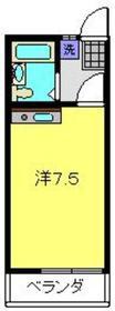 上星川駅 徒歩18分1階Fの間取り画像