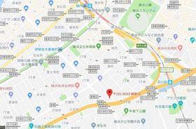 日神パレステージ石川町案内図