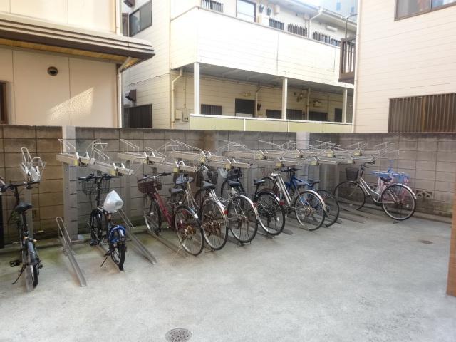 アミティエ・船橋駅前共用設備