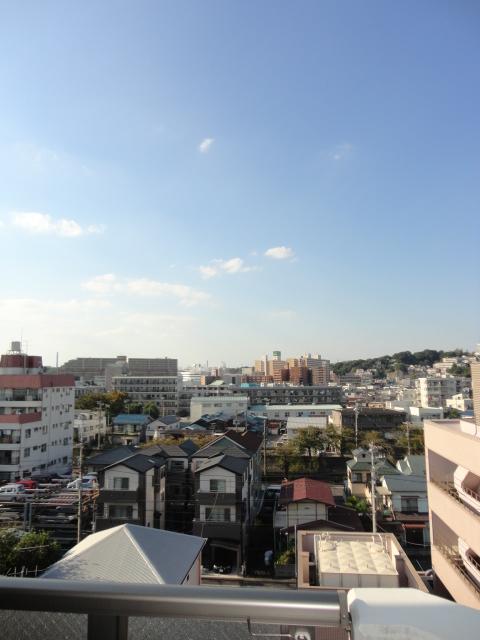 エルニシア横浜蒔田景色