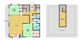 コンフォート3階Fの間取り画像