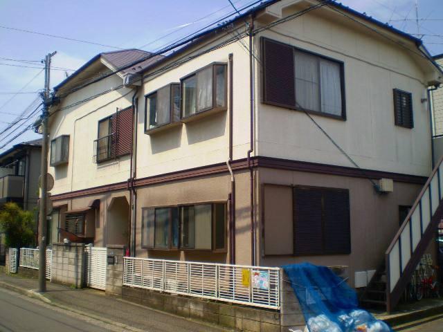 日吉本町駅 徒歩9分の外観外観