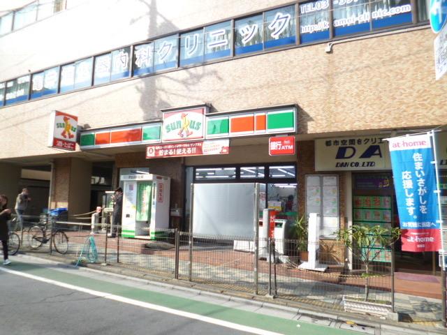 地下鉄成増駅 徒歩11分[周辺施設]コンビニ