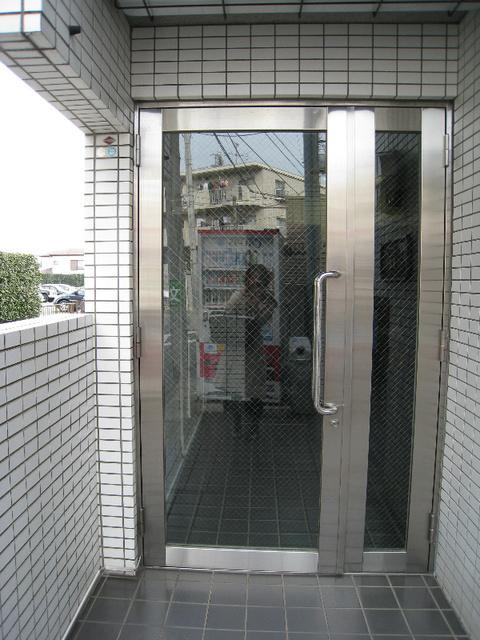 スカイコート宮崎台第4エントランス