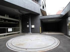 プレミアロッソ駐車場
