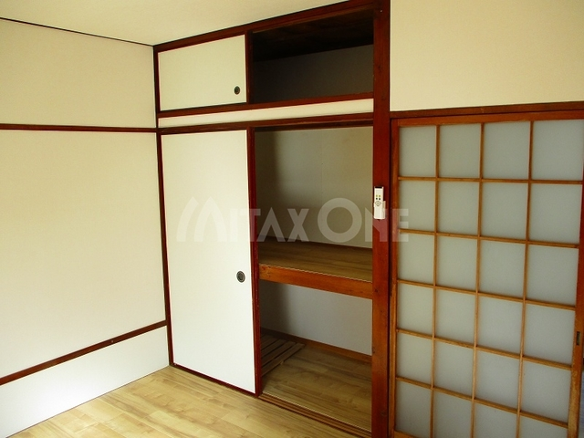 芦川平屋戸建て貸家設備