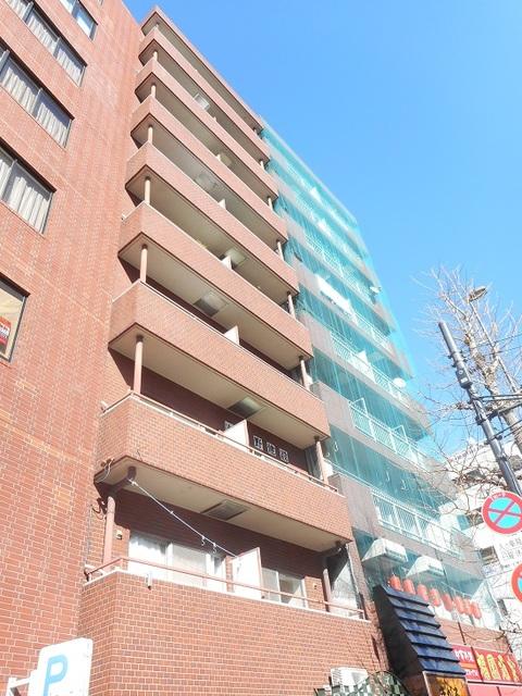 ライオンズマンション本郷 802号室の外観画像