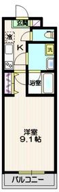 仮称 埼玉蕨プロジェクト1階Fの間取り画像