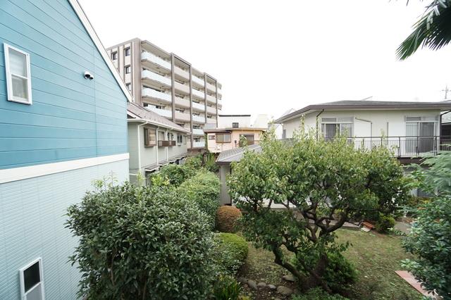京王多摩川駅 徒歩9分景色