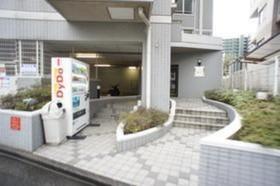 武蔵小杉駅 徒歩14分エントランス