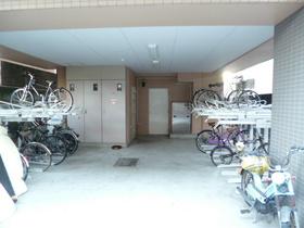 スカイコート初台駐車場