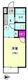 ファミーユ平和島 102号室