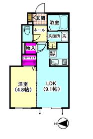 クレールメゾン 102号室