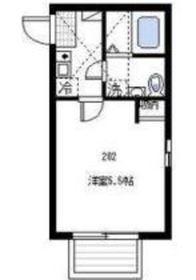 洋光台駅 徒歩28分2階Fの間取り画像