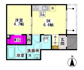 La Cassina 103号室