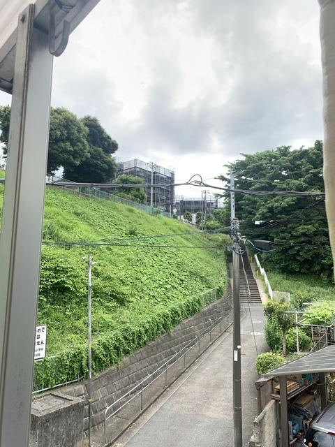 原田ハイツ景色