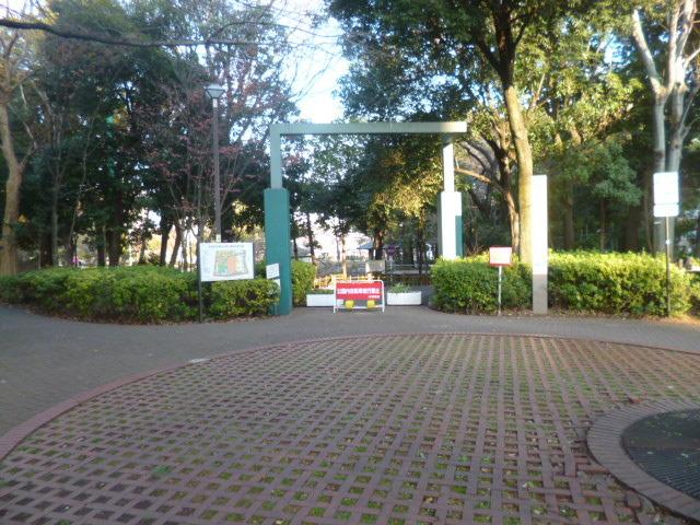 ドムスNY・杉並[周辺施設]公園
