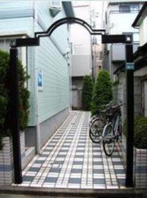 高田馬場駅 徒歩21分エントランス