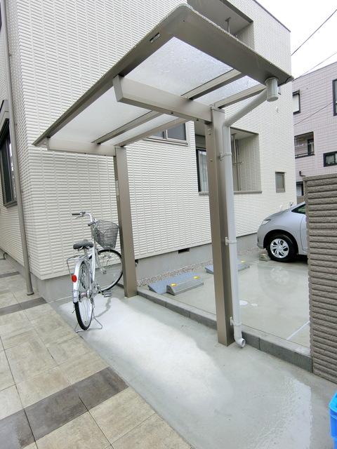 Kaoyu駐車場