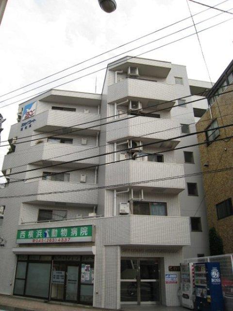 スカイコート西横浜の外観画像
