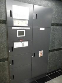 ルーブル駒沢大学参番館共用設備