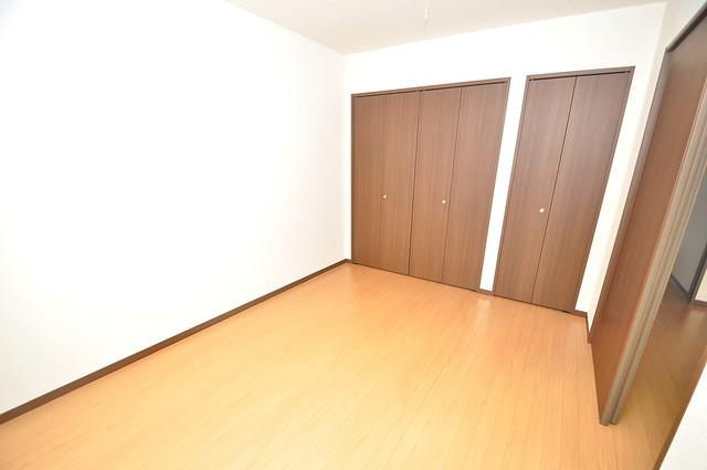 ベルリード加美北A棟 明るいお部屋はゆったりとしていて、心地よい空間です