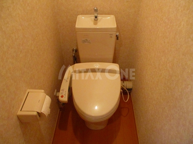 第一末広マンショントイレ