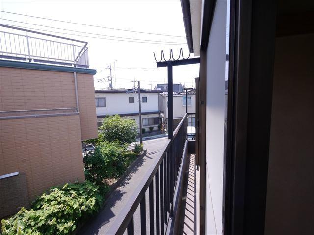 斉藤アパート景色