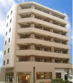 レジアス新横浜の外観画像