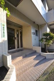 パレ・ドール文京第2エントランス