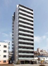 ジェノヴィア新宿グリーンヴェールの外観画像