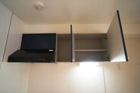 ★キッチン吊り棚★