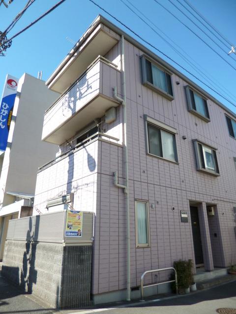 板橋本町駅 徒歩2分の外観外観
