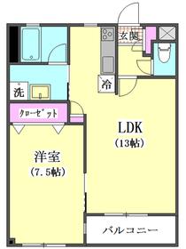 仮)大森東3丁目金子マンション 303号室