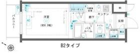 フェニックス川崎弐番館11階Fの間取り画像
