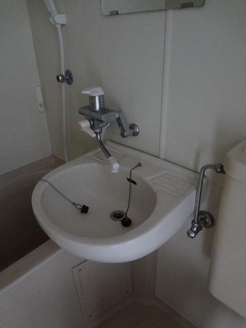 ホーユウパレス和田町洗面所