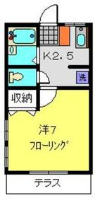 洋光台駅 徒歩25分1階Fの間取り画像