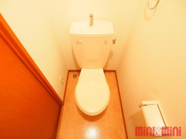 ヴィルコート城南トイレ